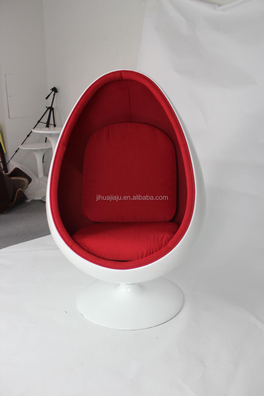 Eero aarnio glasvezel woonkamer eivorm ei stoel goedkope stoel jh ...