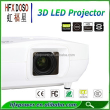 Factory price Full HD 1080P office projector LCD 3D digital projector