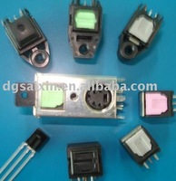 High speed signal transmission data link used in audio equipment