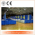 De alta calidad portátil stand de feria de diseño, china de stand de exposición de diseño