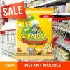 Japanese Ramen Noodles / Instant Noodles OEM / Professional Food Factory