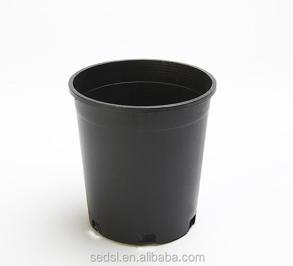 plastic plant pots wholesale black plastic flower pot. Black Bedroom Furniture Sets. Home Design Ideas