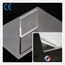 6mm Sheet Clear Acrylic