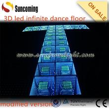 Pro stage lighting led infinite make led dance floor
