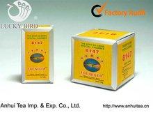 China green tea Gunpowder 8147 in colour box
