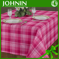 Latest Custom High Quality Home Decorative Cotton TableCloth