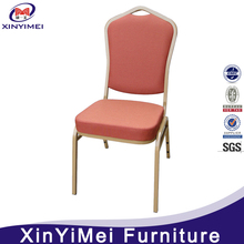 Factory cheap price banquet iron chair with Nice Looking