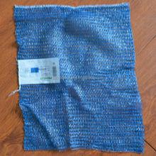 blue mesh bag packing fruit 25/50 kg