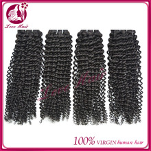 mongolian hair Factory price kinky curl hair weave virgin unprocessed kinky afro curl ombre hair extension