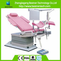 BT-GC004A hospital obstetrics & gynecology equipments gynecological obstetric birthing table