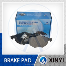 auto parts manufacturer in cars brake pad D1060-1HA0A