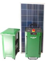 1000W solar system solar home system simple installation