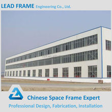 Professional Design Low Cost Prefab Steel Structure Workshop With High Quality