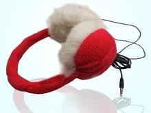 ear warmmer headphones plush headphone earmuffs
