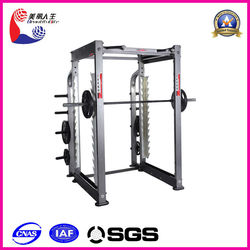 3D Smith machine home arm exercise equipment lk-9027C