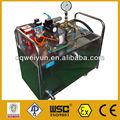 equipo de prueba automático de control de presión de GNC / GLP prueba de hermeticidad del cilindro