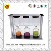 Wholesale of hourglass custom made hours minutes on delay timer