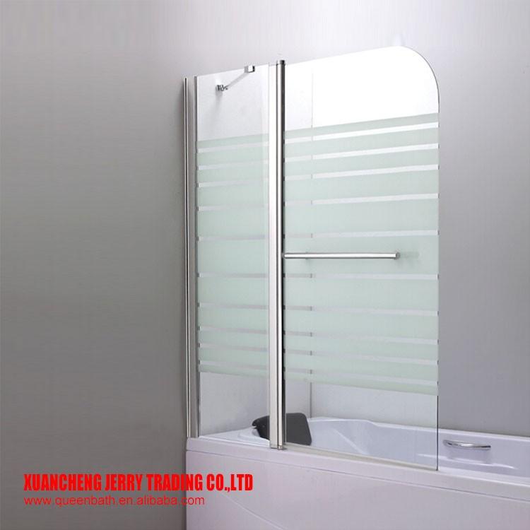 regina bagno jr5212a ingrosso in vetro senza cornice doccia portatile schermo per vasca di