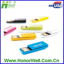 Cheapest Marketing Brand Promotion Clip Flash Disk