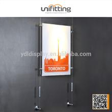 Unifitting AC 110 - 220 V de entrada la caja ligera llevada comercial