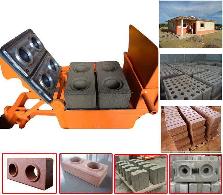 Compressed Earth Block Machine : Wholesale qmr interlocking compressed earth block