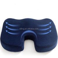Comfort Orthopedic Cool Gel Seat Cushion For Cars