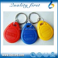 Smart card manufacturer supply Plastic Key Fob