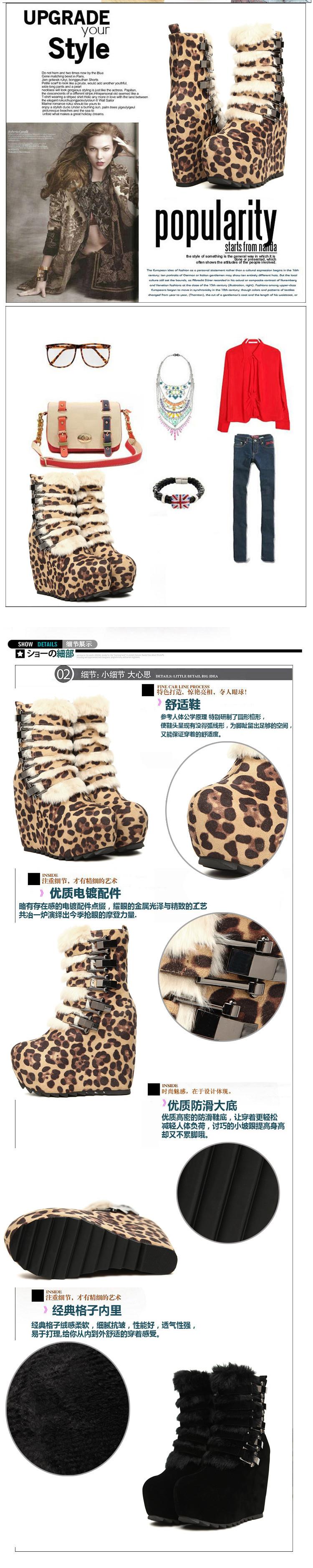 Женские ботинки Hasp xd018