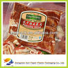 Transparent plastic food grade vacuum film/bag roll for food