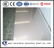 mirror finish 309s stainless steel sheet cold rolled&hot rolled