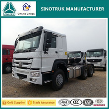 2015 China Truck Factory Heavy Duty 6x4 Trailer Mover for Sale