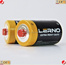 low price brand dry battery, 1.5v dry cell battery, r20 sized dry cell battery,