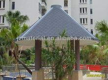 Bituminous asphalt shingles /Gothic flat asphalt roofing shingles tiles /colorful fiberglass asphalt shingle