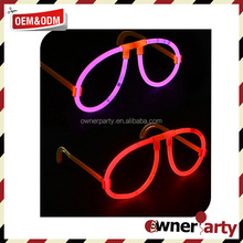 Hot Sell New Style Glow In The Dark Martini Glasses