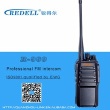 2015 Redell new arrvial products two way handheld mini fm radio receiver walkie talkie R960 for sale