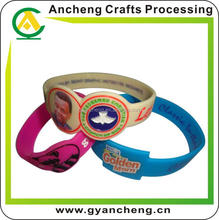 custom silicone bracelets for a cause for promotional gifts