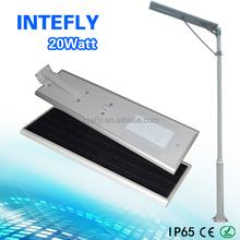 6W to 80W Solar street led light led street light module 20w 30w 40w 50w 60w 70w 80w led street light