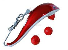 Best massage hammer ABS material and streamline design handheld best infrared massage hammer