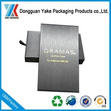 Custom Recycled paper Empty iphone4/4s, ipnone5/5C, iphone6/6plus mobile phone cover plastic packaging boxes