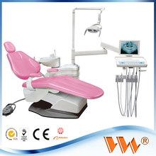 Dental patient chair dental chair massage with super whole landscape film viewer