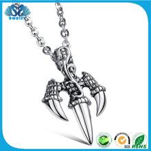 Wholesale Fashion Jewelry Arrowhead Pendant For Men