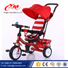 EN71 colorful baby twins tricycle / double seat children tricycle / two seats baby tricycle