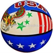 RUBBER BASKETBALL---RA006