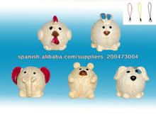 juguetes de la novedad 3D animals juguetes