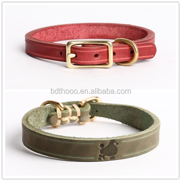 Fake Designer Dog Collars
