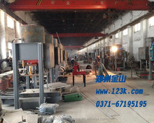 Made in china JS-500 concrete roof tile making machine hot sell in Myanmar