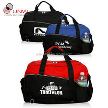 Fashion unique nonwoven travel bag