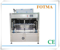 Automatic small scale juice filling machine