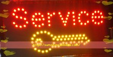 High quality Led business neon lights, bud light neon sign, advertising board