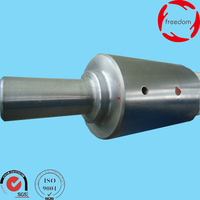 Mountain Glass Tempering Furnace Fused Silica Ceramic Roller